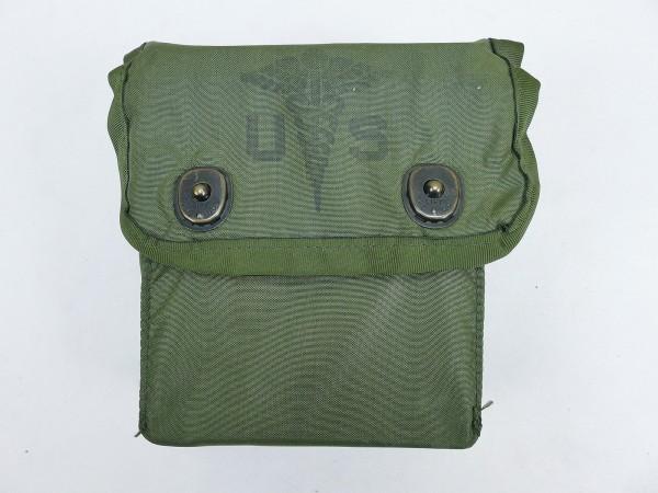 US ARMY First Aid Kit Individual Case Medical Instrument & Supply Set Verbandszeug Verbandsmaterial