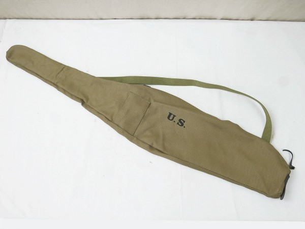 US ARMY WW2 M1 Carbine case carrying rifle bag bag Canvas Holster (Stm)