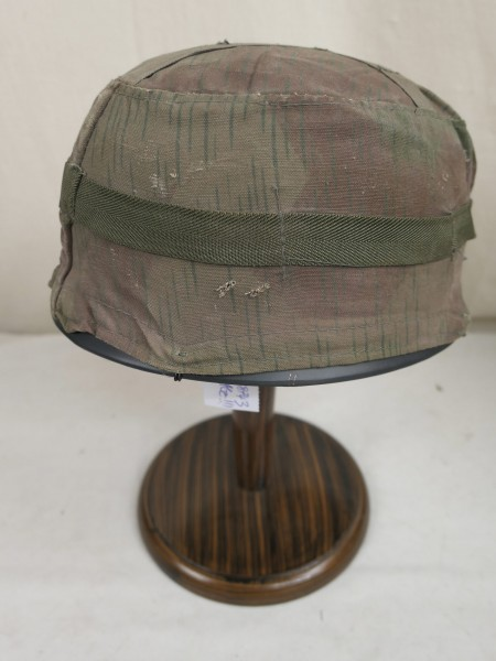WW2 helmet cover splinter camouflage helmet cover paratrooper helmet Luftwaffe FJ steel helmet M38