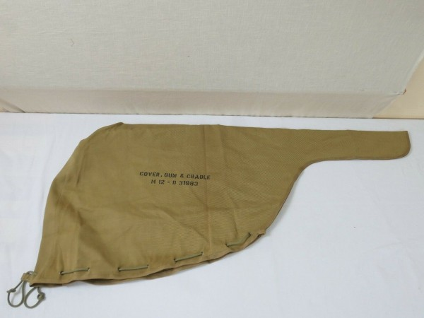 WW2 US Army t- shovel with cover / shovel spade with bag