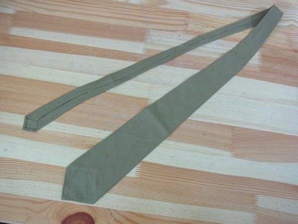 US Army WK2 Enlisted Men Service Uniform Khaki Tie / Tie / Tie / Tie / Binder