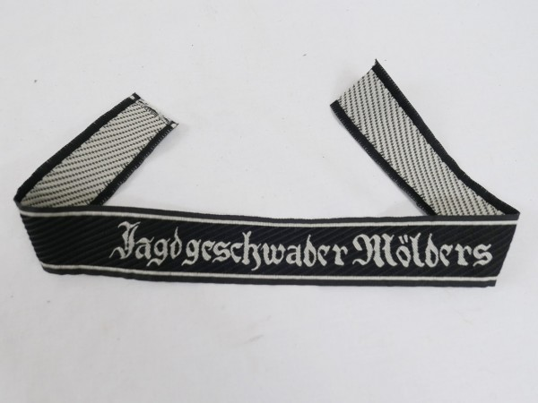 sleeve ribbon high - and Deutschmeister embroidered execution for officers / leaders