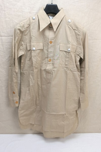 WK2 Wehrmacht Shirt Tropical Shirt Field Shirt DAK Afrika Korps Gr. XXL
