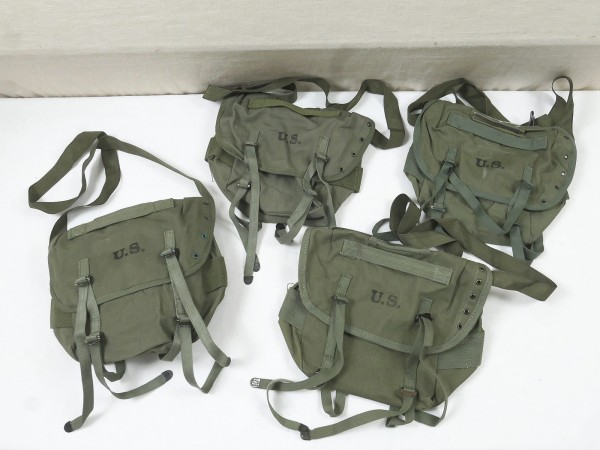 TYPE US Army Vietnam Buttpack Assault Luggage Combat Field Pack Combat M-1956
