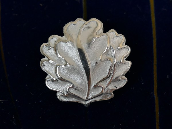 L/21 oak leaves in 800 silver for the Knights Cross of the Iron Cross 1939 RK