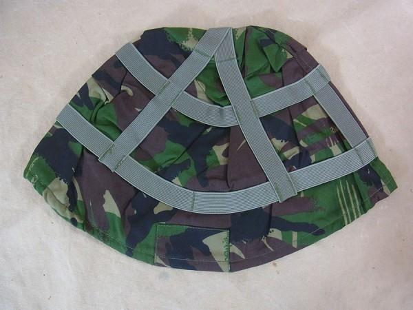 GB British Helmet Cover GS MK6 woodland DP Helmet cover DPM Combat helmet