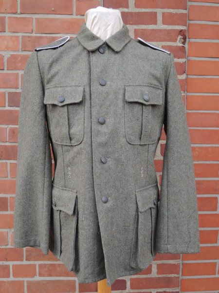 Uniform Jacket Field Blouse M 40 Wehrmacht Uniform 1940 Field Jacket