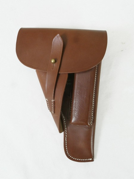 WW2 Wehrmacht / Waffen SS Holster pistol holster brown FN Browning High Power