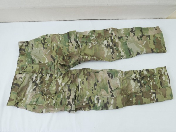Gr. XS - Denmark Gore-tex wetness protection trousers Multicam HMAK rain trousers