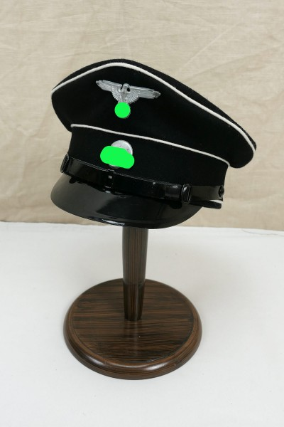 ASS General Elite visor cap teams and subordinates with effects size 59