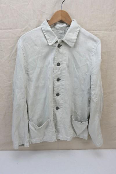 Workdrillich jacket M35 white HBT Wehrmacht Reichswehr Gr.M