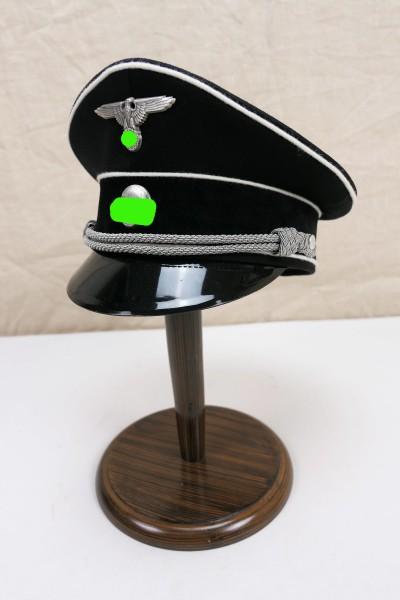 ASS General Elite peaked cap officer gabardine with effects Gr.58