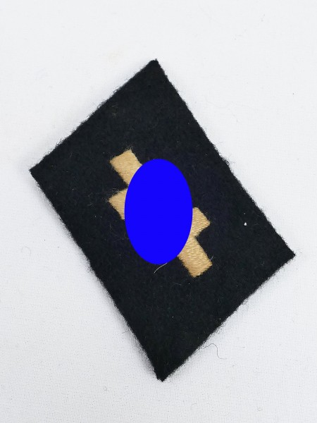 Weapons Elite Collar Mirror / XX Volunteers Belarus