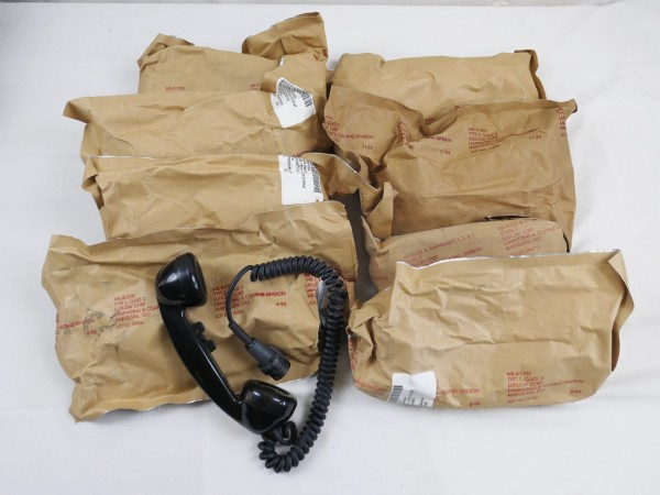 US Army Handset H-90/U Radio Set Handset