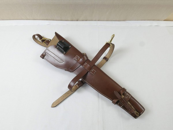 US ARMY WW2 Holster leather holster for M1 CARBINE M-1 Scabbard