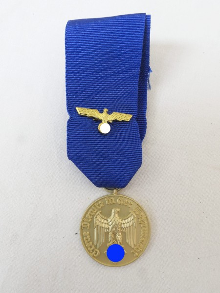 Service Award / Faithful Service in the Wehrmacht 12 years (Army / Navy) Army