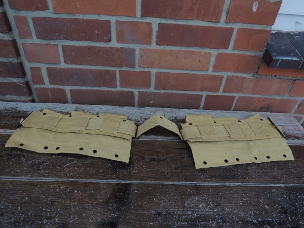 US Army B.A.R. Belt Belt Belt Magazine Bag Browning Automatic Rifle