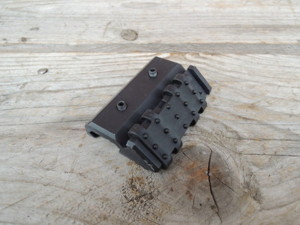 AR-15/ M16/ M4 Carbine Adapter Picatinny / Weaver Rail