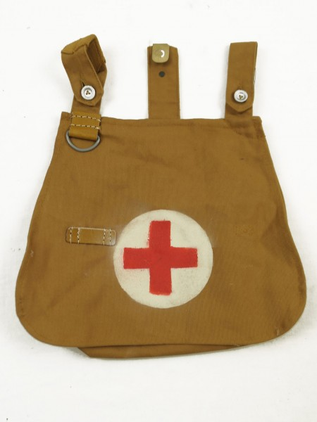 WK1 Paramedic Bread Bag Red Cross
