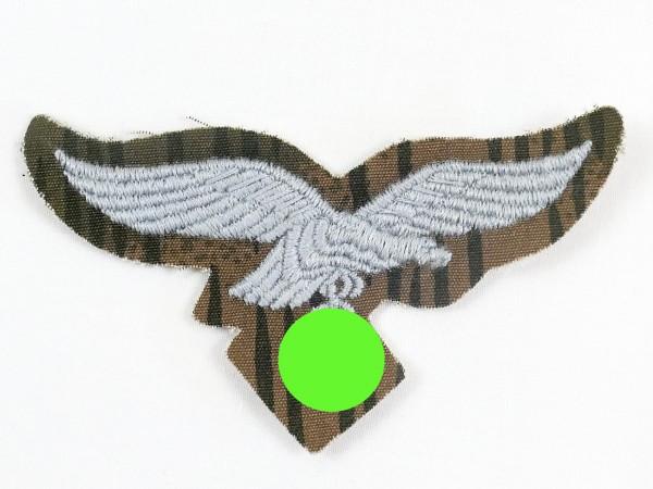 Breast Eagle Luftwaffe Bone Bag Swamp Camouflage embroidered