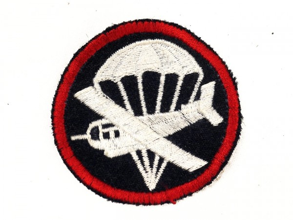 Glider Infantry Patch Garrison Cap 101st + 82nd Airborne WW2