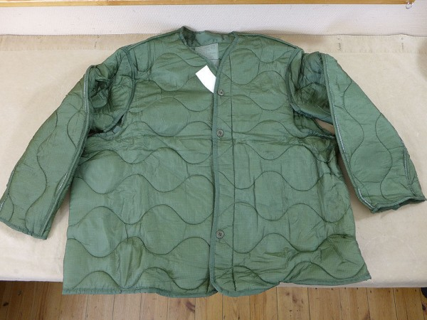US ARMY Lining Liner for M65 Field Jacket Fieldjacket Size XL