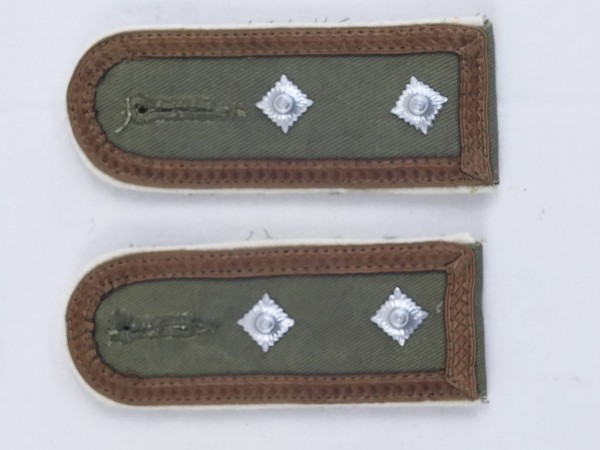 African Corps Shoulderboards Sergeant Oberfeldwebel DAK Heer