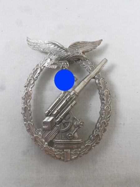 Luftwaffen Flakkampfabzeichen Flak Badge LW Luftwaffe