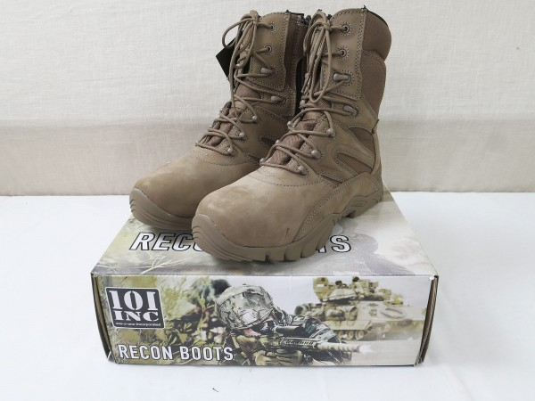 Tactical Recon Boots Fighting Boots Hiking Outdoor Boots Hiking Shoes
