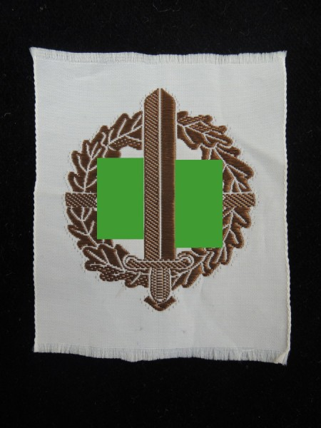 SA military sports badge woven for the sports suit