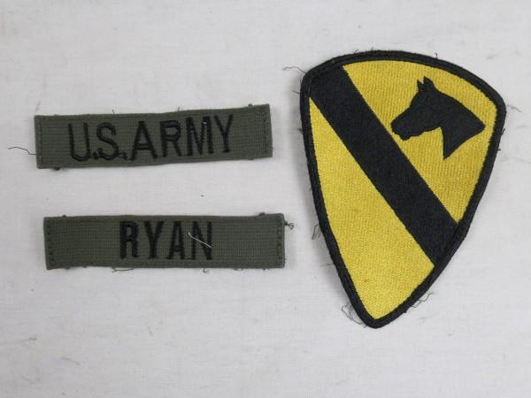 Patch Sky Trooper Vietnam / US Infantry Badge Vietnam 1st Cav.