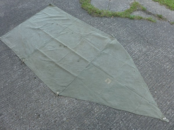 US Army WW2 Tent Shelter Tent Sheet 1944 #2