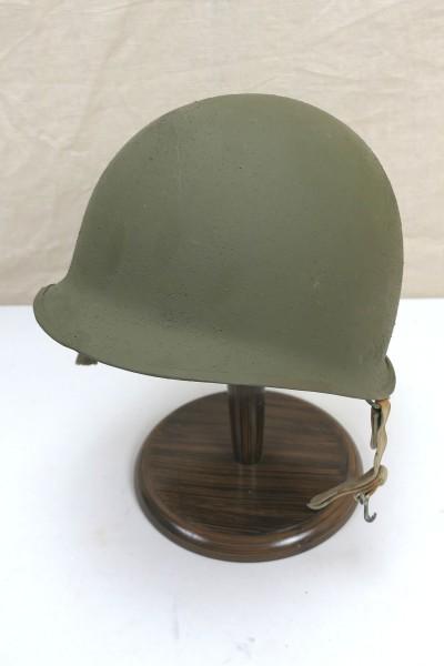US Army WW2 M1 Steel pot helmet steel helmet bell olive