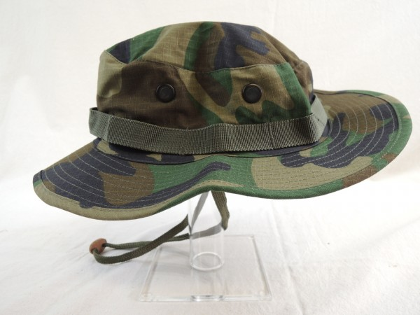 US GI Vietnam Bush Hat Boonie Jungle Hat woodland Hat Sun Hot Weather