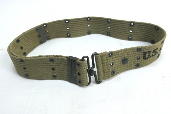Original US Army pistol belt M-1936 / R.M. Co. 1942 / 115cm