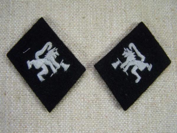 Collar mirror Galicia teams