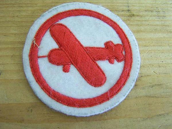 Glider Badge Canada