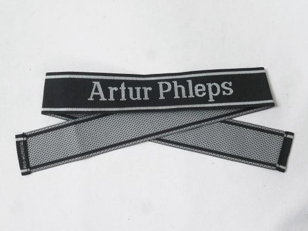 BEVO Weapons Elite sleeve band Artur Phleps sleeve stripes