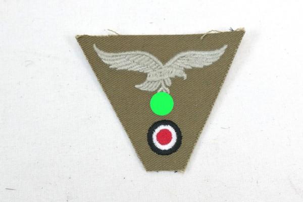 Afrikakorps Air Force Tropics Trapeze Cap Badge Cap Eagle Field Cap DAK-Copy