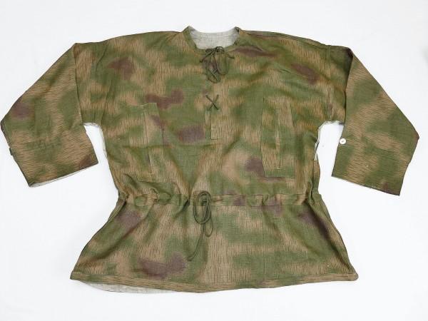 WH Sniper Slip Jacket Swamp Camouflage Original Fabric Camo Jacket / sniper smock