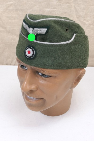 Wehrmacht Heeres shuttle officer size 57 complete effectuated