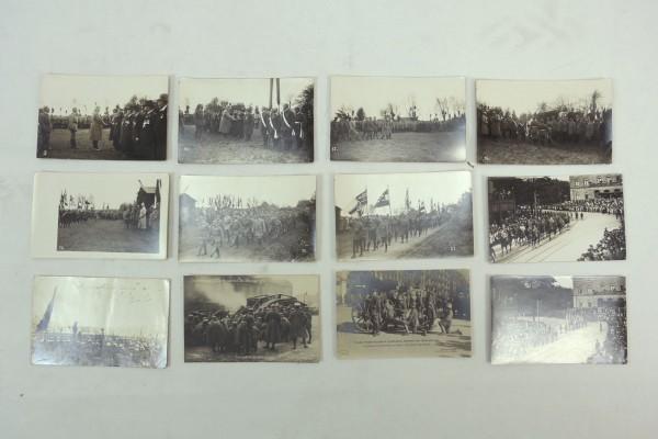 Postcard Series Photos Empire November Revolution World War I 1918/19