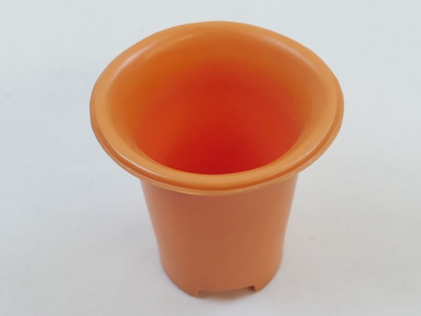 Wehrmacht drinking cup for water bottle paramedic orange gfc 1940