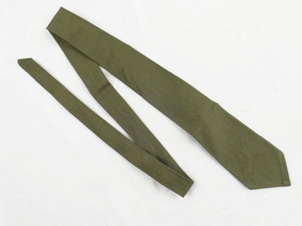 Tie Binder for DAK Field Shirt Tropical Shirt Shirt German Africa Corps reed green tropics